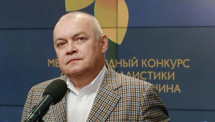Настоящий аккаунт Дмитрия Киселева прожил в Facebook только три часа