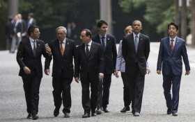 G7: санкции против России — продлить, КНДР — осудить, Асада — сместить