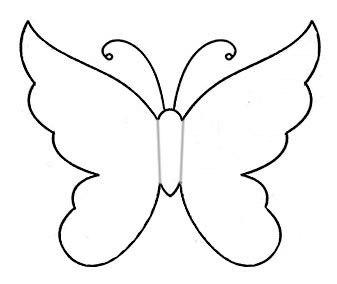 Скачать Шаблоны Бабочек - фото 3