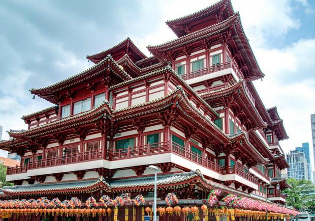 Красивейшие сооружения Юго-Восточной Азии