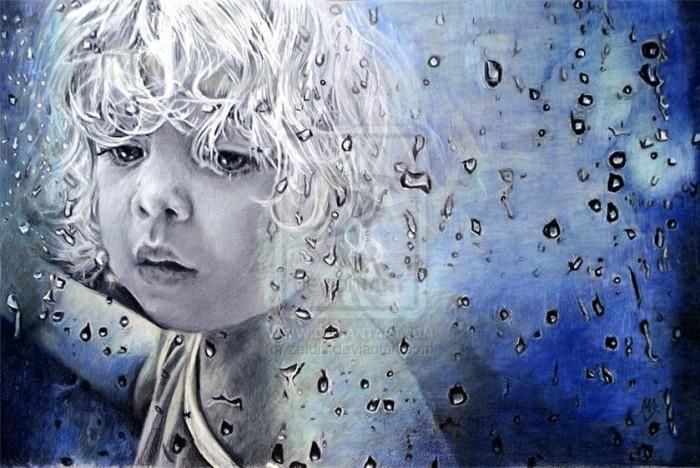 рисунки карандашом Maria Zeldis -2-02
