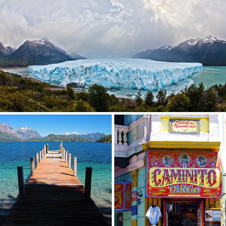 17 красочных стран, куда можно сбежать от всей этой суеты хоть завтра