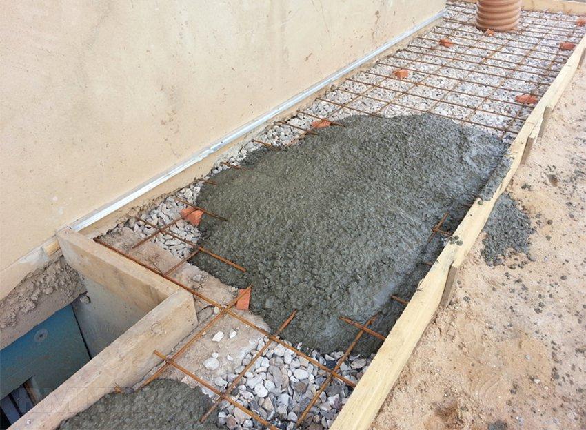 Как залить дом из бетона своими руками 48
