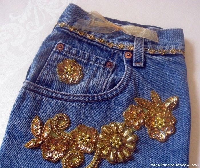 Модные сумки из старых джинсов (41) (700x589, 339Kb)