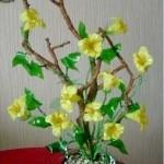 можно такие сделать и для украшения сада или на демонстрацию к ! мая