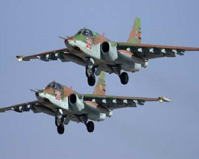 Что сирийским летчикам не нр…