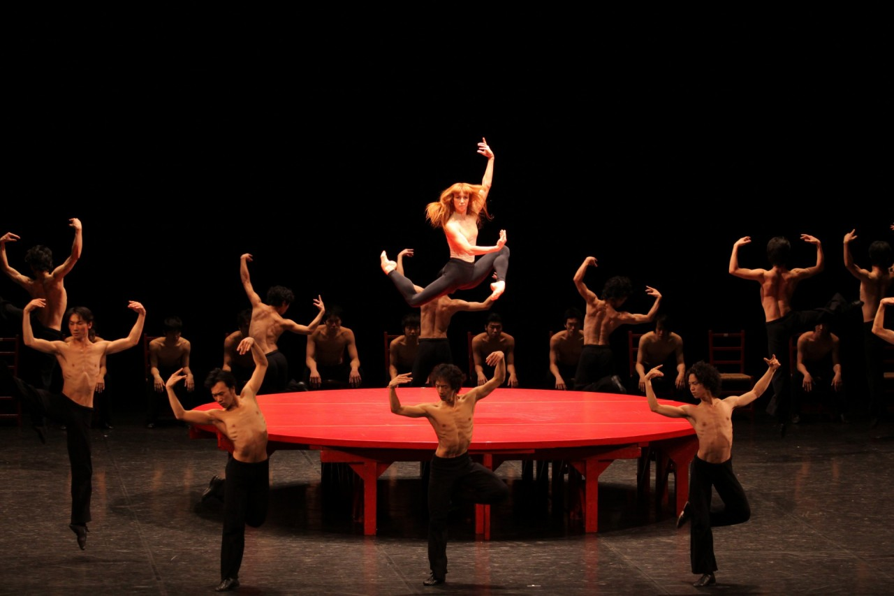 Последняя балерина ассолюта