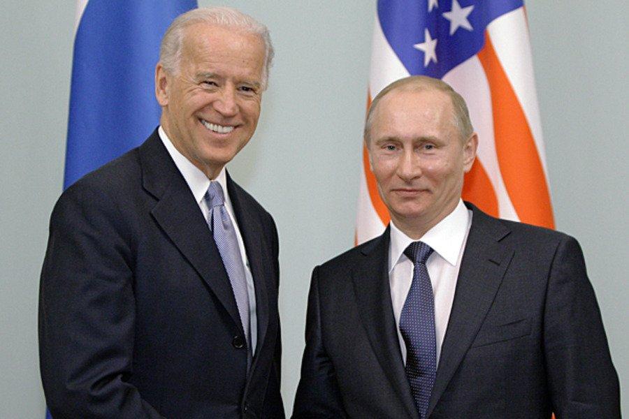 Байден – агент Путина? Ой, мама!