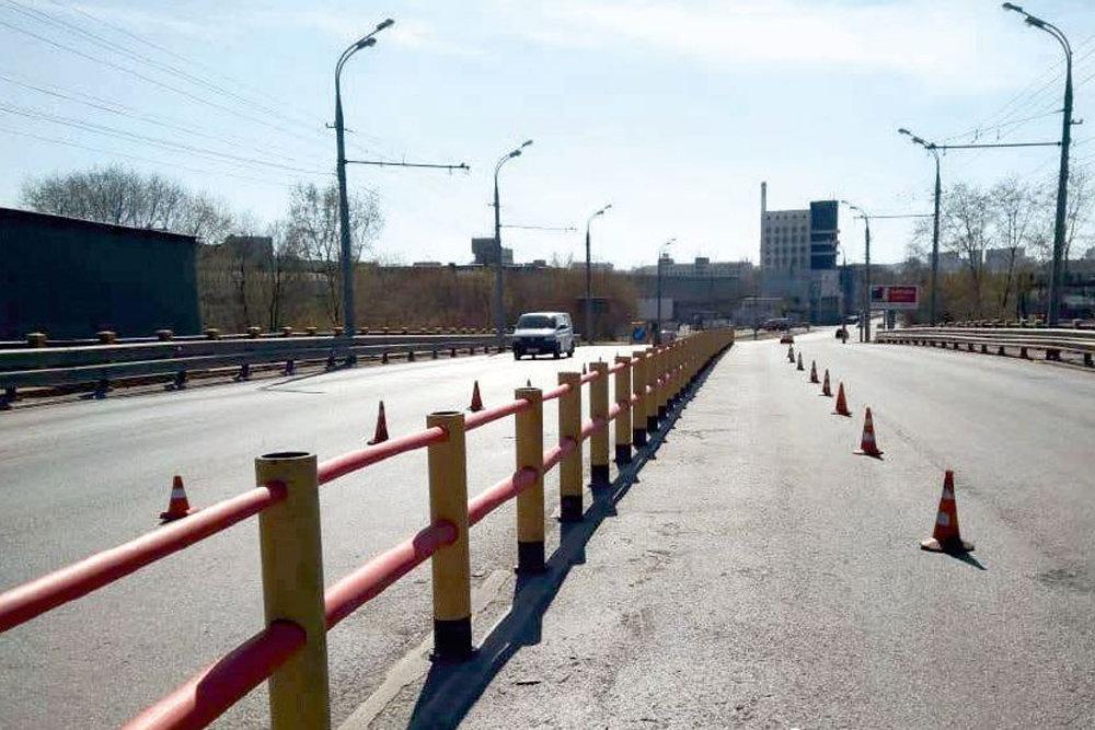 На российских дорогах устано…