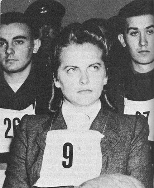 Ирма Грезе – гиена Освенцима