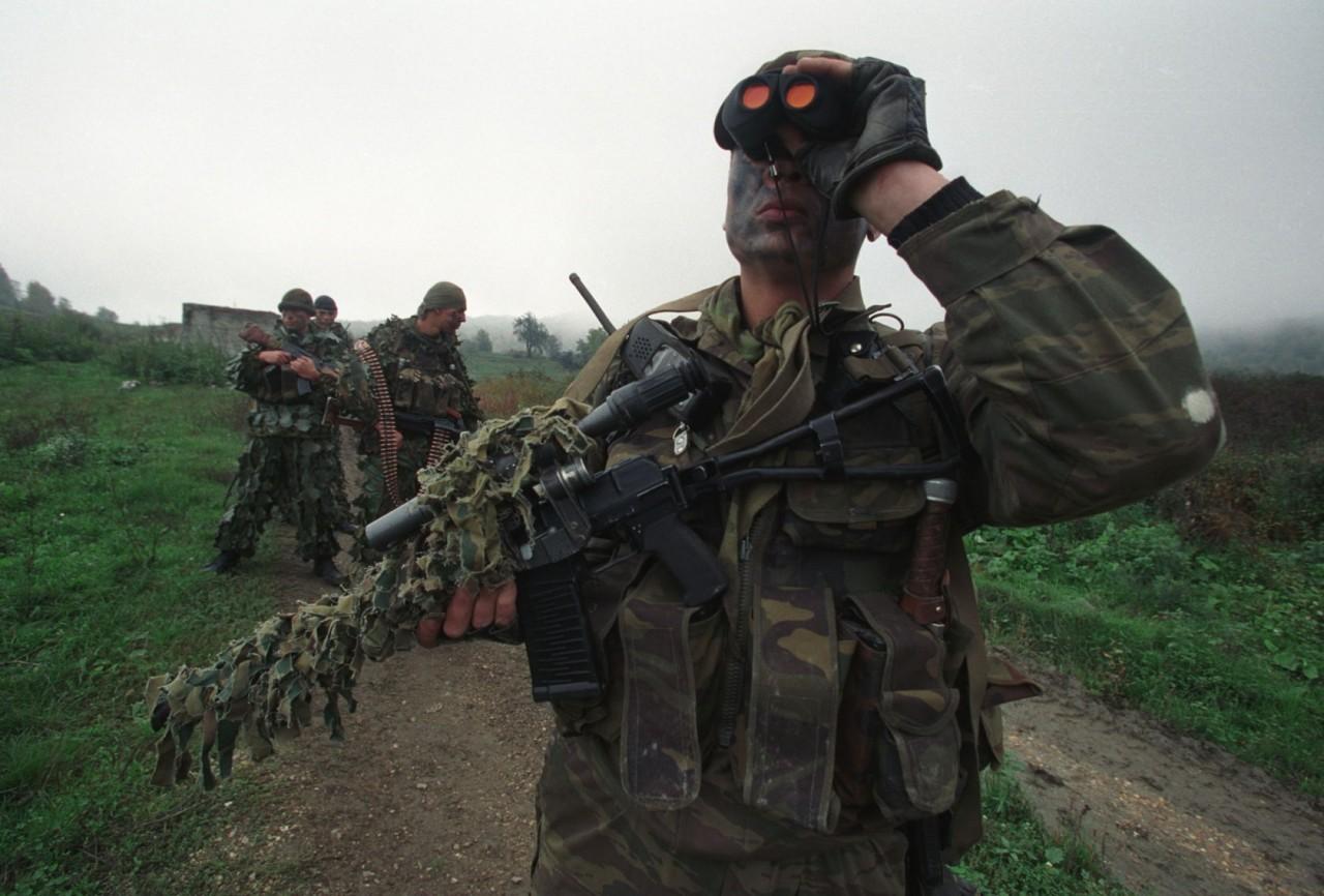 На Донбассе замечена уникальная разработка – бронированная «классика»