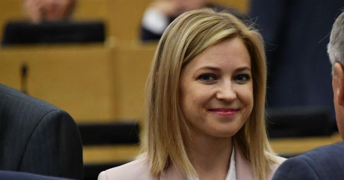 Поклонская собирает компромат на депутатов Госдумы