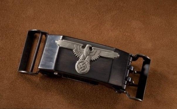 Уникальное огнестрельное оружие Третьего рейха – пряжка-пистолет