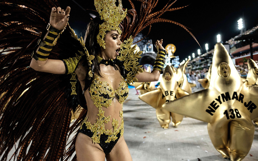 Бразильский карнавал