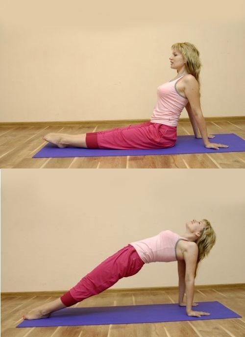 Как похудеть с помощью йоги: 10 упражнений