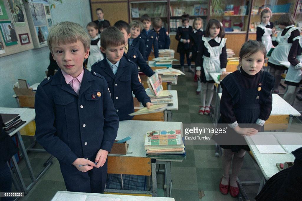 Что запрещали делать в советских школах