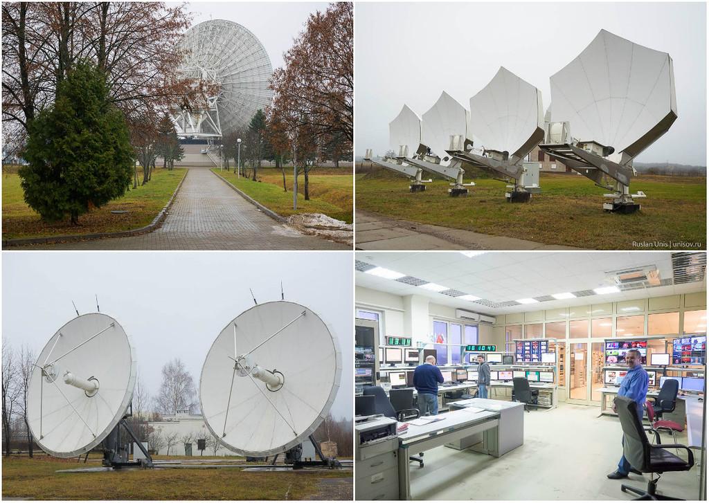 """Центр космической связи """"Дубна"""". Как работает обмен данными через спутники"""