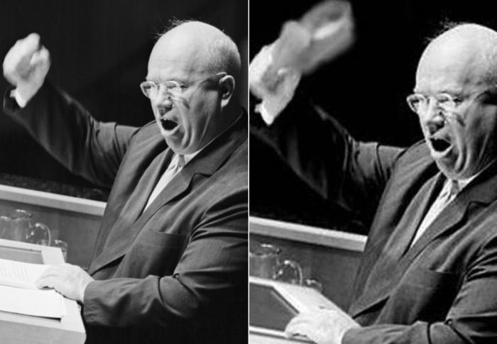 Как Хрущев миру Кузькину мать показывал: Стучал ли на самом деле генсек ботинком по трибуне в ООН?