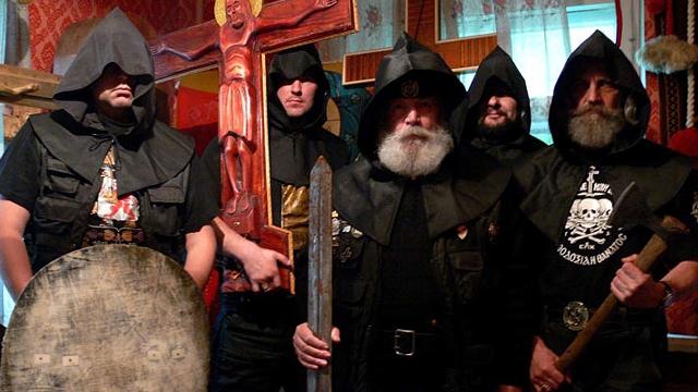 Политическое православие как идеология, оправдывающая войну со всем миром