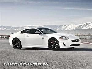 Jaguar XK получит спецсерию Limited Edition