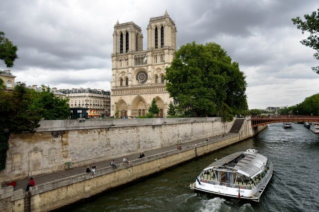 Глава МИД Франции: Париж не хочет изоляции России