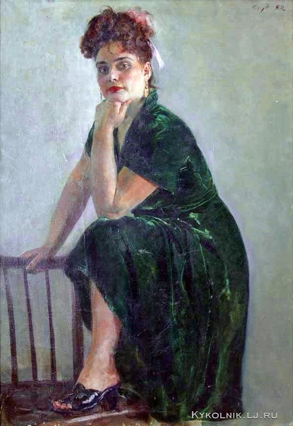 Женщины Страны Советов : какими их видели советские художники