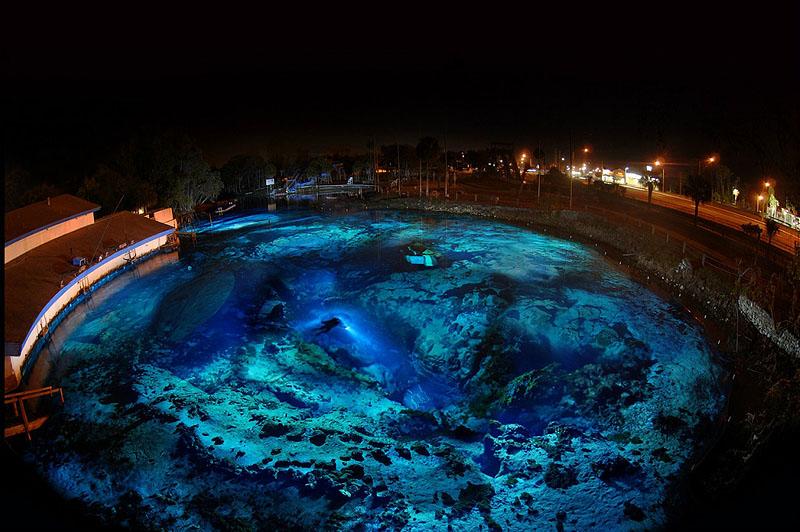 2133 Удивительные подводные пещеры