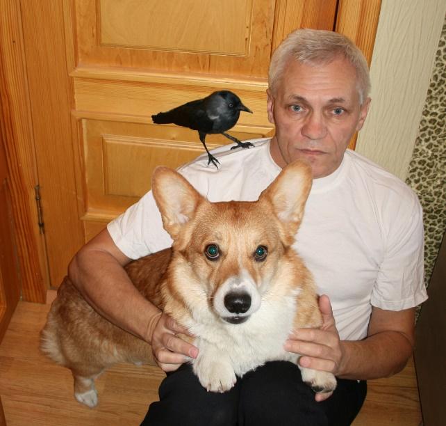 Другие люди: Крылатый мир Сергея Биркле