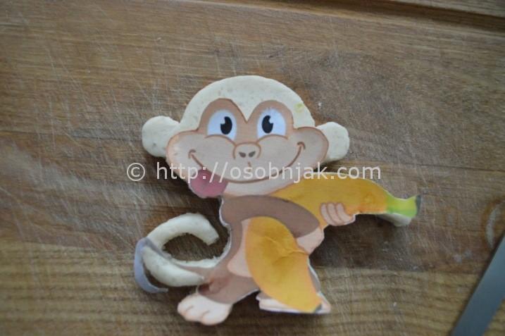 новогодние обезьяны своими руками