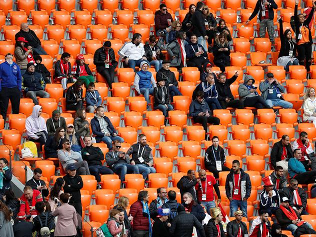 Матч-менеджеры будут зазывать болельщиков на стадионы