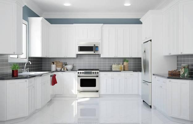 УЗЕЛОК НА ПАМЯТЬ. 12 способов, как бороться с пылью на кухне