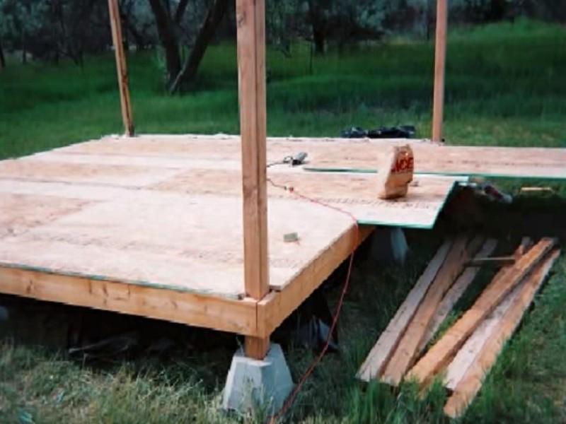 Думаешь, построить дом за 2 000 долларов нереально?  дом, стройка