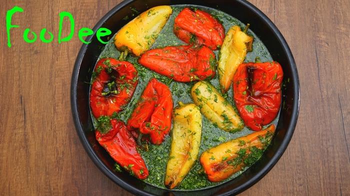 Маринованные перцы. Вкуснейшая закуска к мясным блюдам и картофельному пюре
