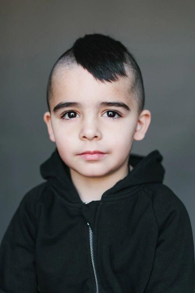 Что будет, если папа узбек, а мама армянка? 13 детей с необычной красотой из-за смешанной крови