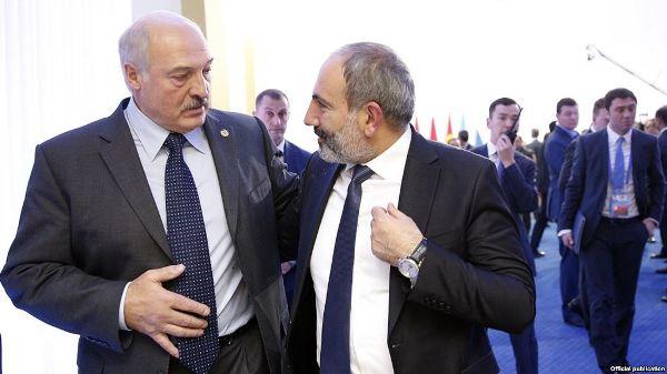 Минск ответил Пашиняну: Тону уличной демократии не место в большой политике
