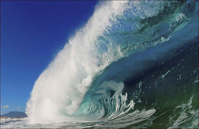Красивые фото морской волны