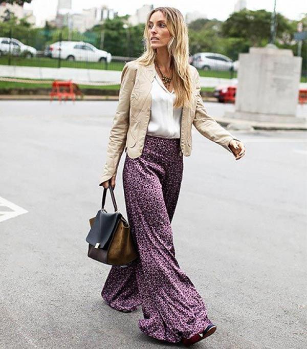 летние стильные брюки для беременных