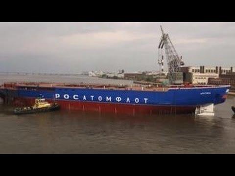 О будущем российского атомного ледокольного флота и о новых шагах в покорении Арктического региона