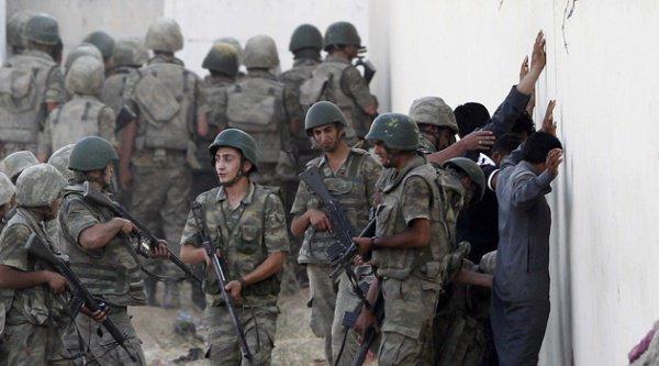 Скандальная прослушка: Турецкие войска связаны с головорезами ДАИШ