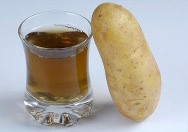 Картофельный сок: полезные свойства и противопоказания, рецепт приготовления