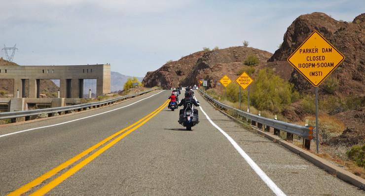 Route 66 — путешествие по США на Yamaha  - Фото 19