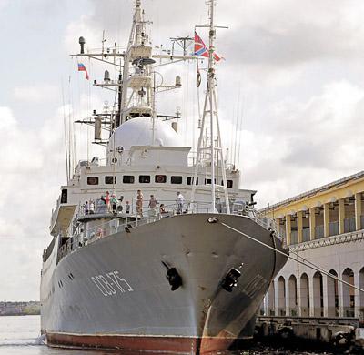 Появится ли на Кубе российско-китайский Центр радиоэлектронной разведки?