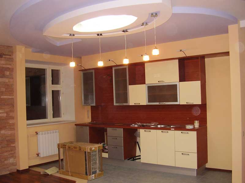 Все для ремонта и отделки кухни