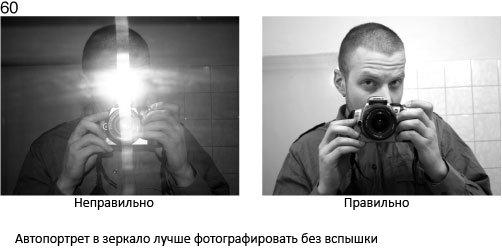 Основные правила фотографирования