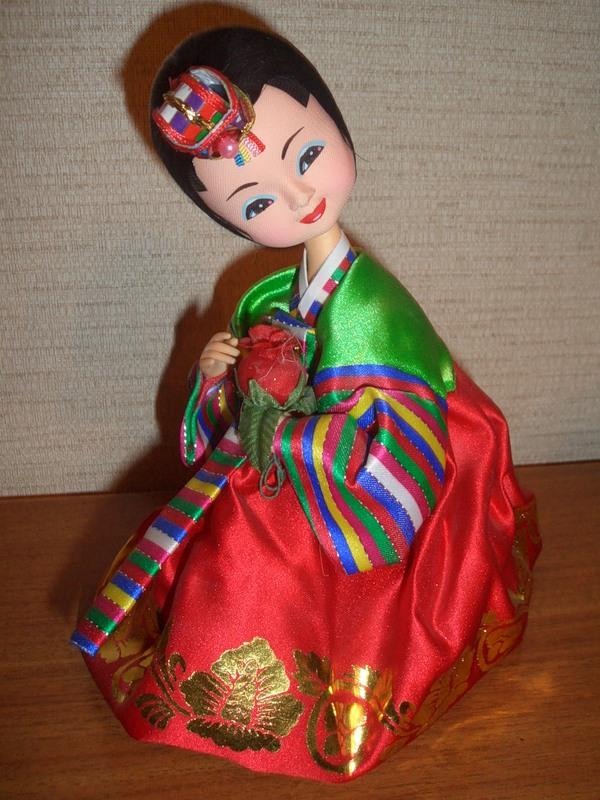 Кукла подорожница - пошаговый мастер класс