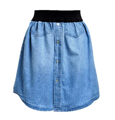 Как сделать джинсовую юбку - real-partner.ru