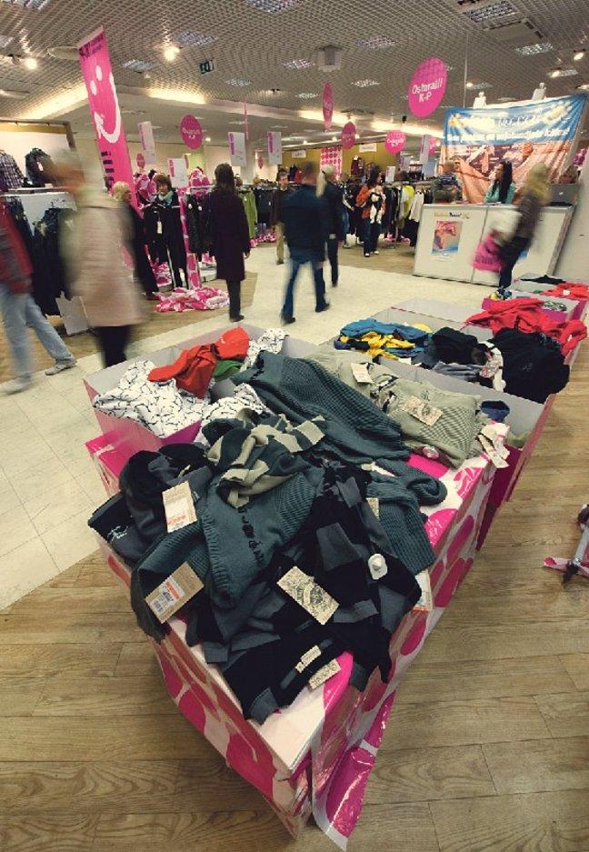 Шесть ошибок шопинга и как и…