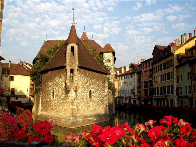 Франция: очаровательный Анси (Аннеси)