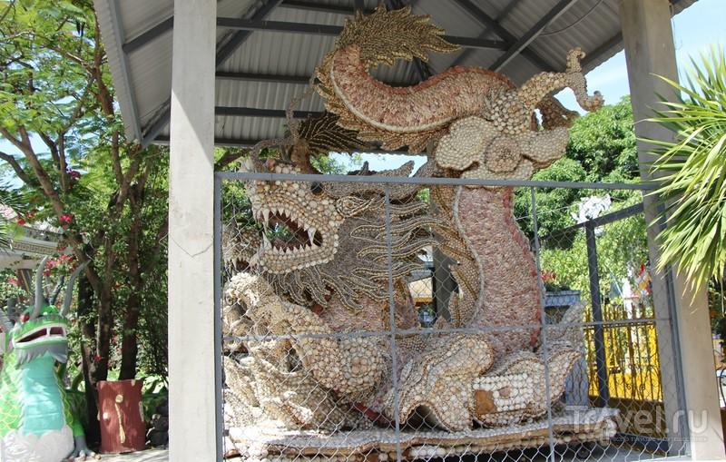 Вьетнам: Храм из ракушек и Лабиринт Дракона Chua Tu Van