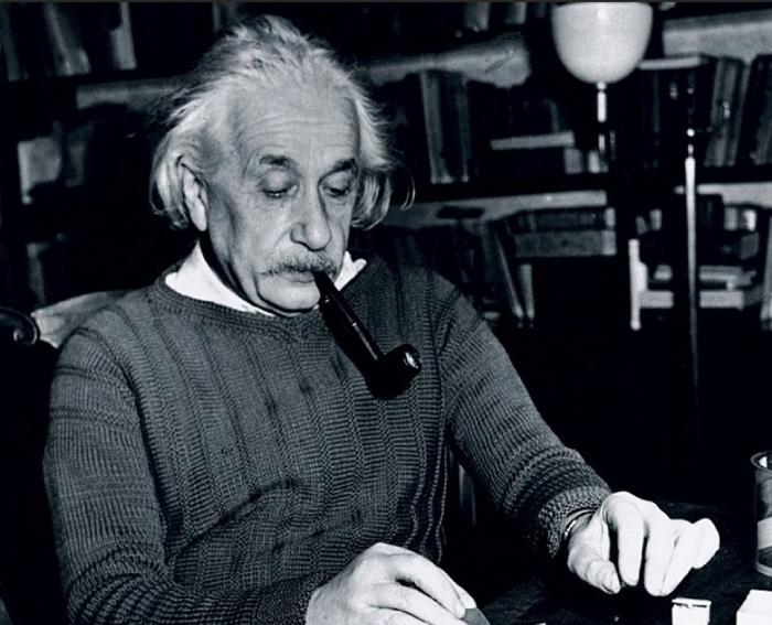 Список Эйнштейна: любимые книги гениального учёного